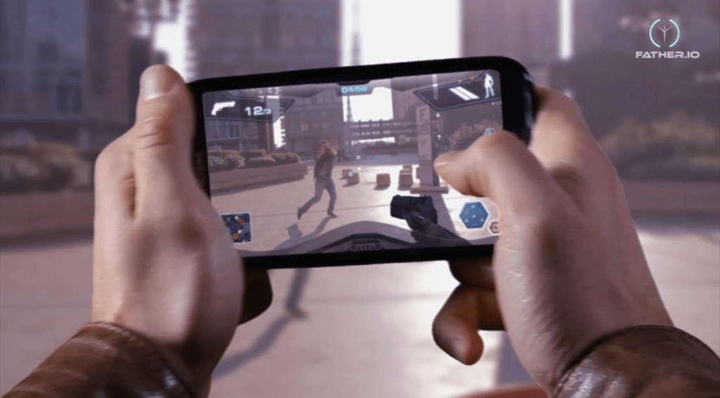 augmented reality gaming