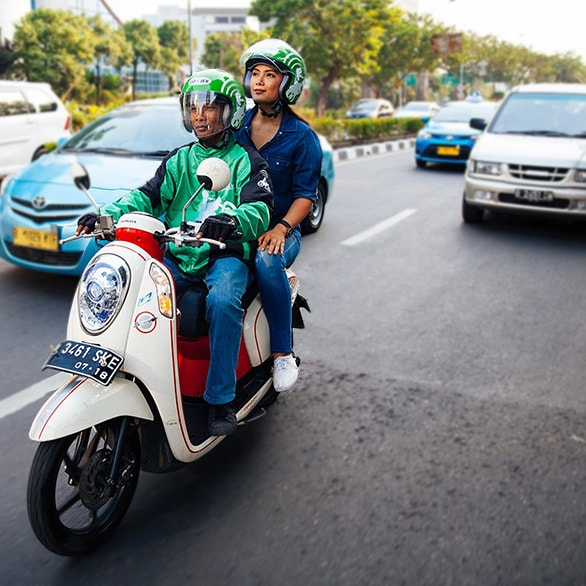 GO-JEK acquires