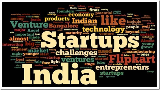 indian startup space 2016
