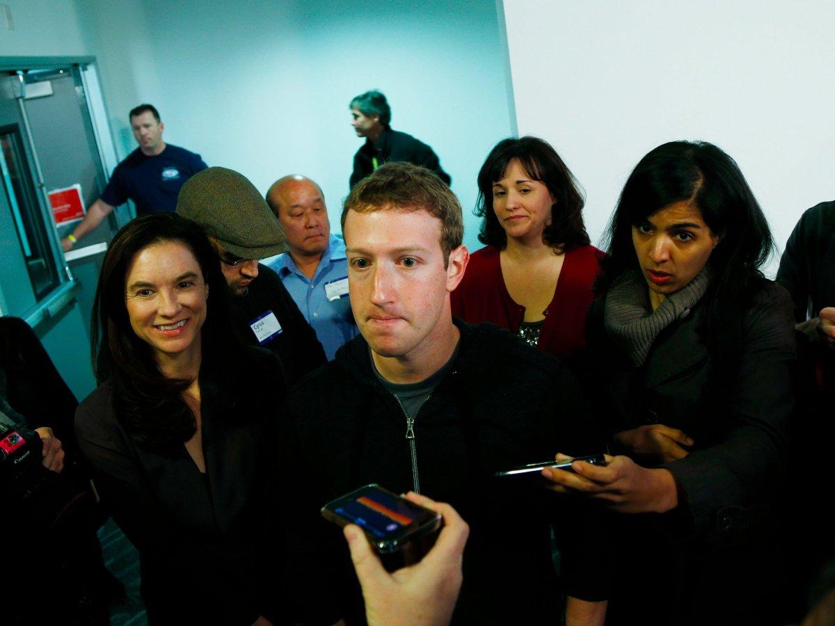 facebook journalism