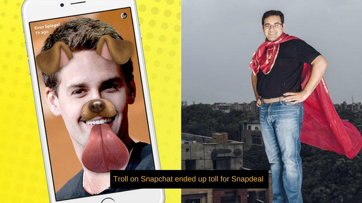 Uninstall Snapchat