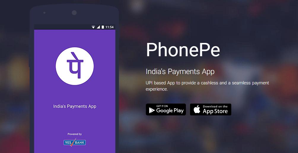 flipkart invest phonepe