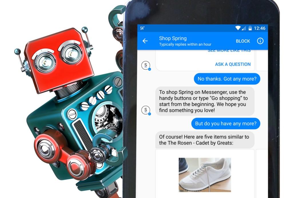 online marketing bots