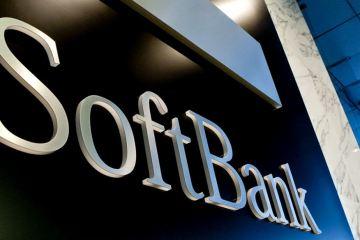 sharp invest softbank