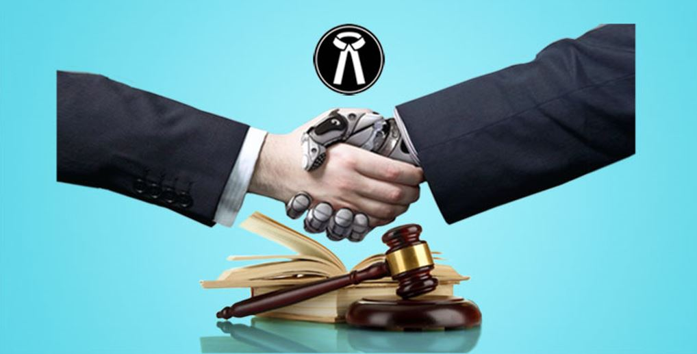 robots in law