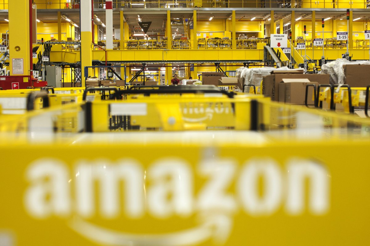Amazon India's Logistics Arm To Receive INR 400 Crores For Business