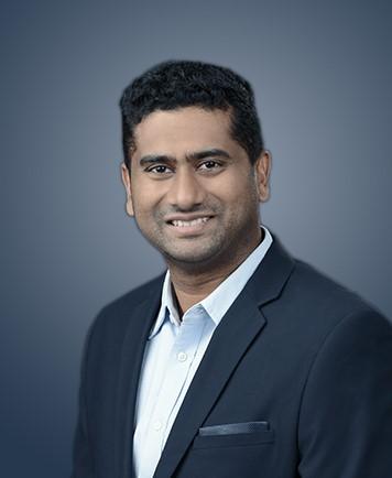 Hubfly CEO Suprej Venkat