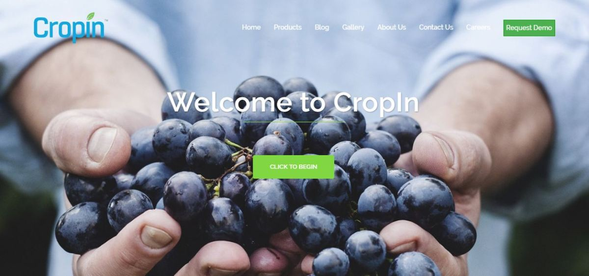 cropin raises funding