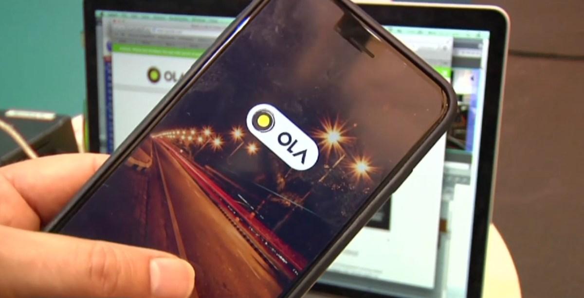 Ola Set to Raise 2 Billion from Tencent SoftBank