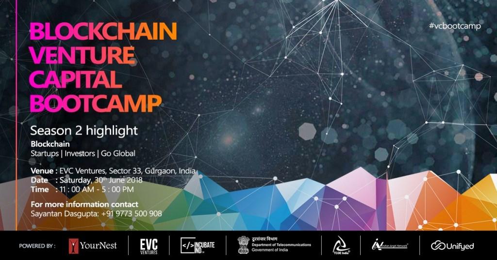 blockchain venture capital bootcamp