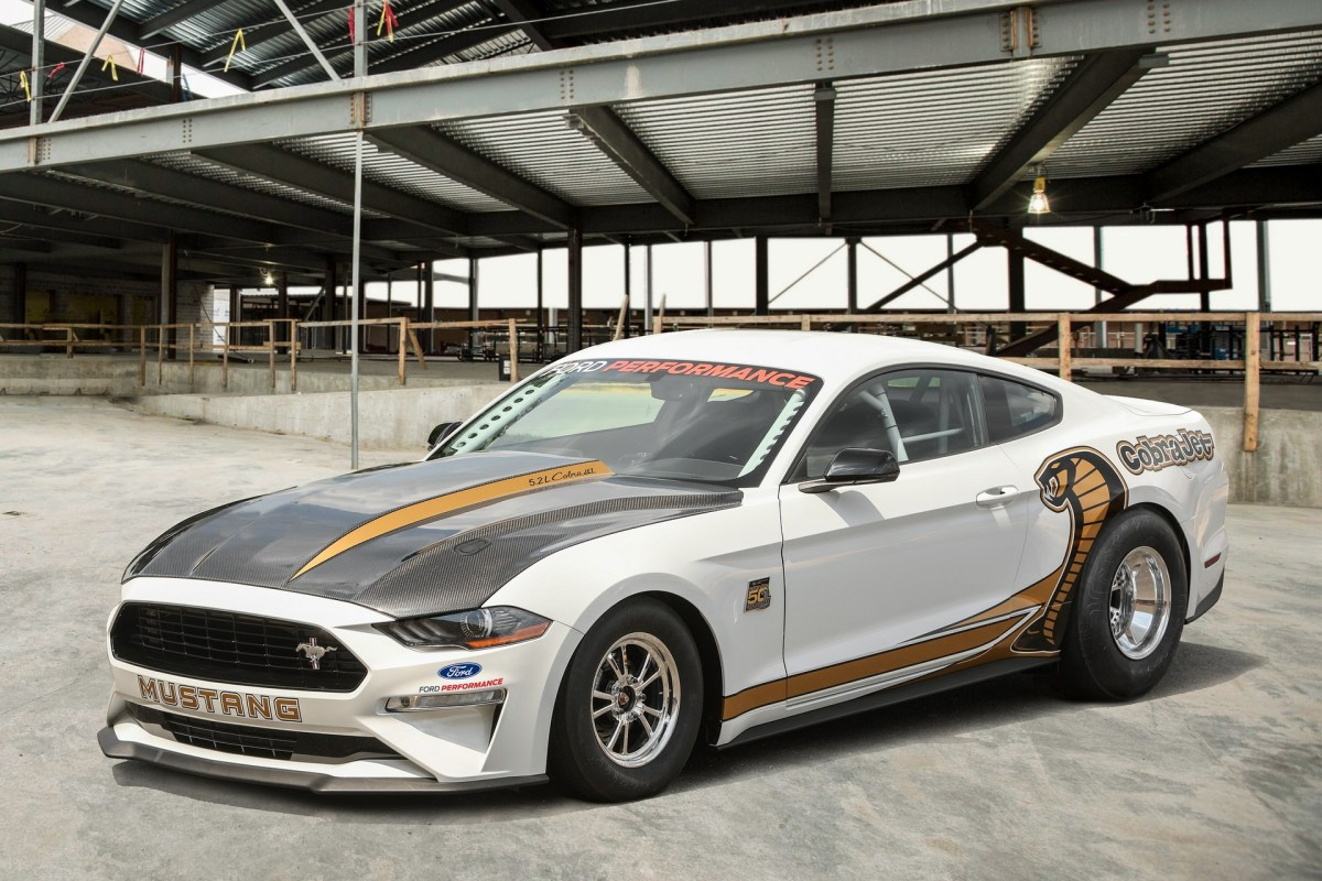 New Ford Mustang Cobra