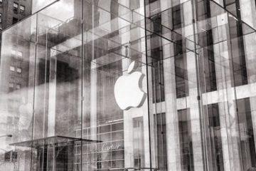 Apple AR windshield