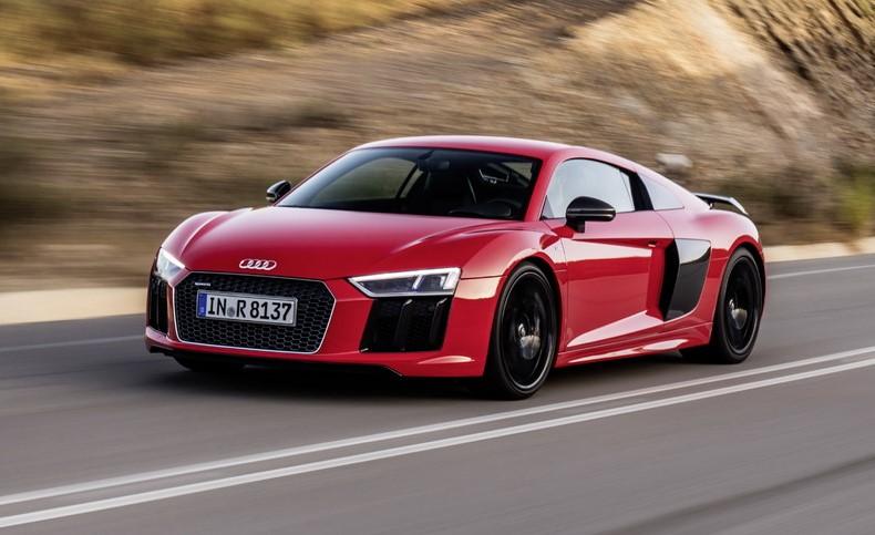 Audi R8 electric