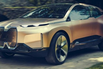 BMW iNext crossover leaked