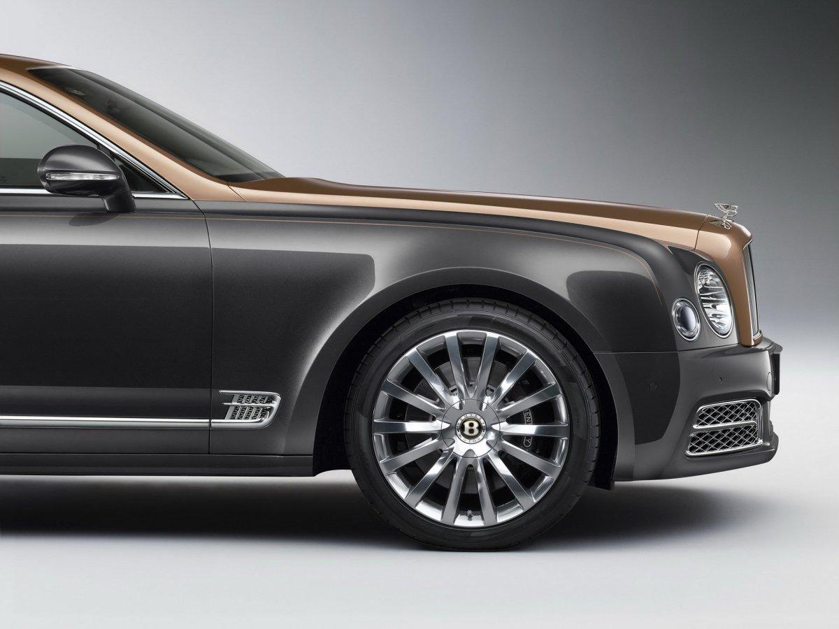 Bentley 100 years celebration