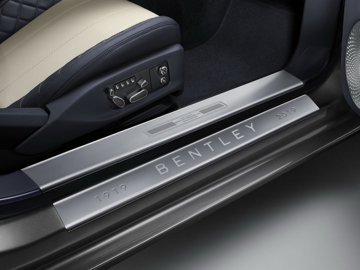 Bentley centenary edition