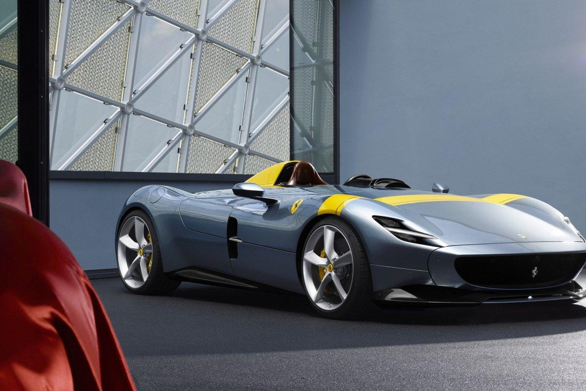 Ferrari Incona series SP1 price