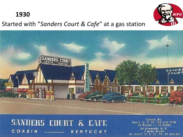 Sanders' Cafe
