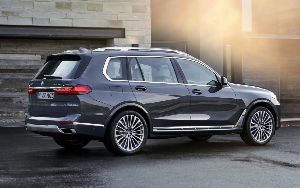 2019 BMW X7 India launch