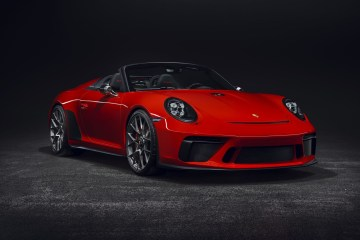 911 Speedster production version