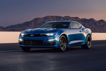 Chevrolet Camaro eCOPO electric