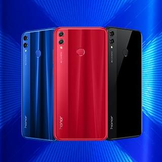 Honor 8X colour variants