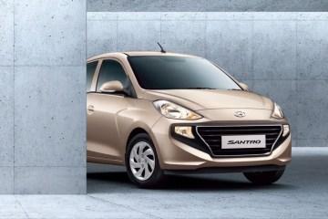 Hyundai Santro launch date
