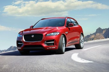 Jaguar F-Pace Petrol India
