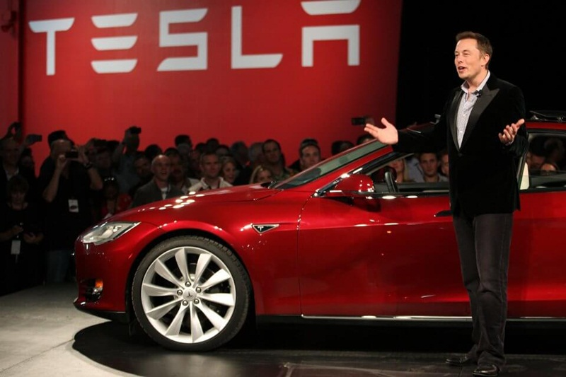Elon Musk Touts New Tesla Delivery System