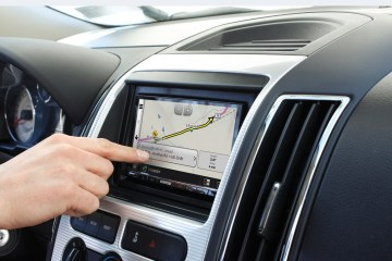 GPS navigation troubleshooting
