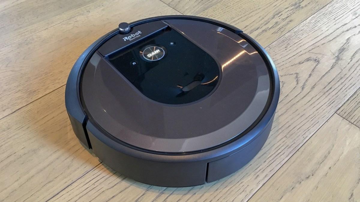 iRobot's new Roomba