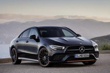 2020 Mercedes-Benz CLA Coupe