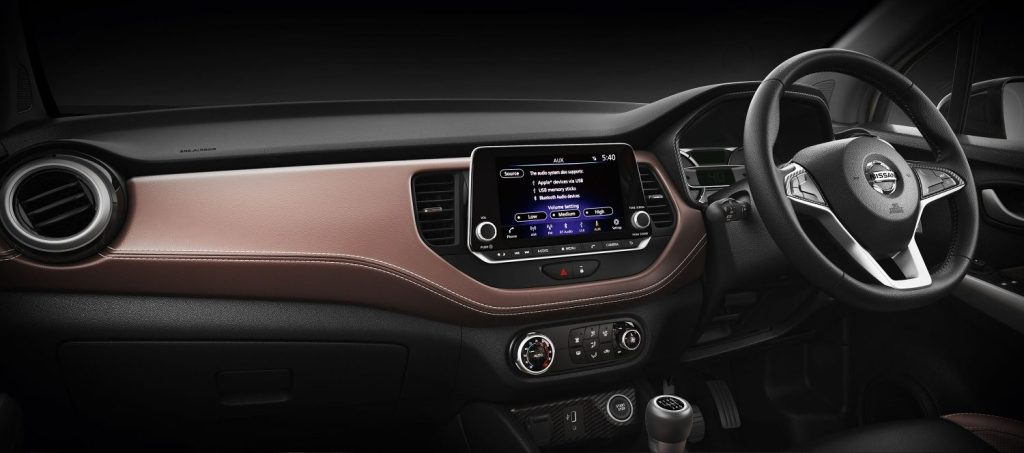 Nissan Kicks India Interior