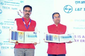 LTTS launches TECHgium Stamp