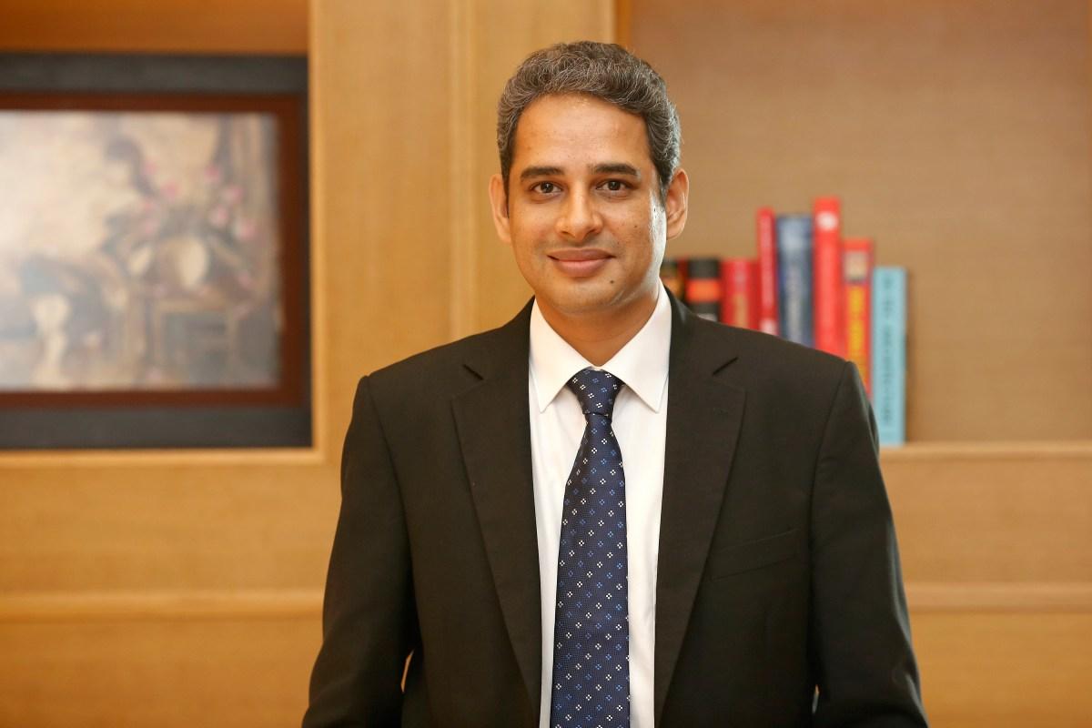 Saurabh Saxena, Country Director, Micro Focus, India