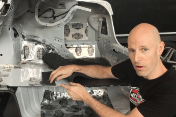 Reasons to choose Sound deadening material for cars