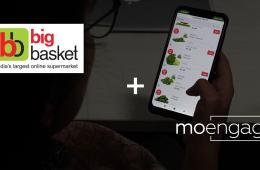 Bigbasket partners with MoEngage