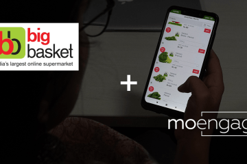 Bigbasket partners with MoEngage