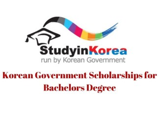 Korean Government Scholarships for Bachelors Degree