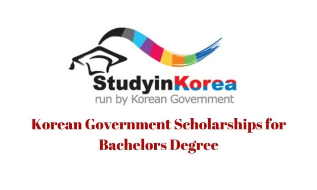 Korean Government Scholarships for Bachelors Degree 2020 [Fully Funded]