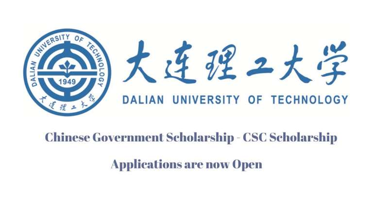 Dalian University of Technology CSC Scholarship 2021 | Study in China