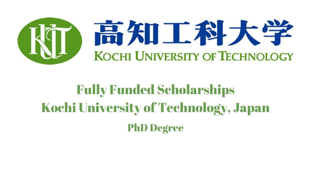 In japan scholarship phd