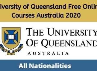 University of Queensland Free Online Courses
