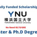 Yokohama National University Scholarship in Japan 2022 [Fully Funded]