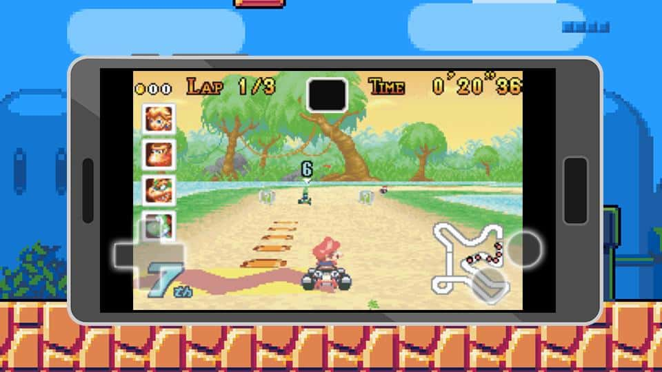 GBA Emulator for Android. PC. Mac. Download. iOS. Windows
