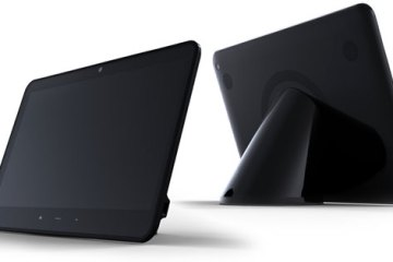 ICD Vega tablet computer, powered by Google Android