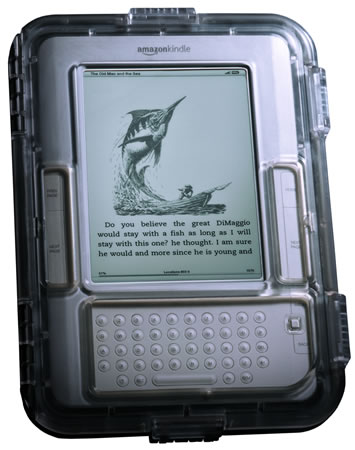 M-Edge Guardian Case waterproof Kindle case