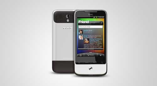 HTC Legend, HTC mobile phone, HTC smartphone, HTC Android, Android 2.1, Android Eclair