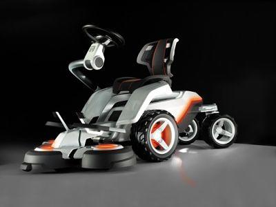 Husqvarna Panthera Leo concept mower