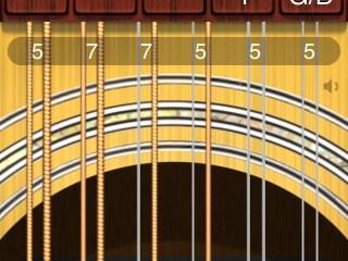 iPhone guitar app